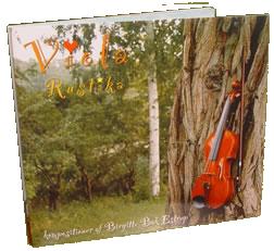 Viola Rustika album Birgitte Bak